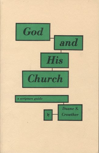 God and His Church book cover