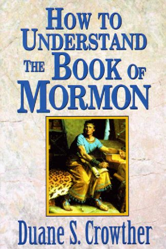 How to Understand the Book of Mormon book cover