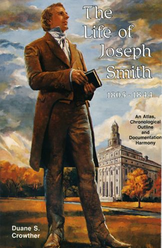 The Life of Joseph Smith book cover