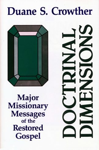 Doctrinal Dimensions book cover