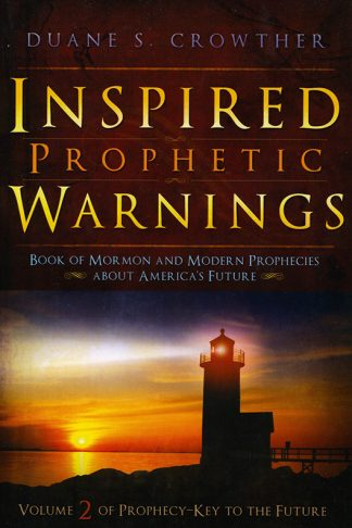 Inspired Prophetic Warnings book cover