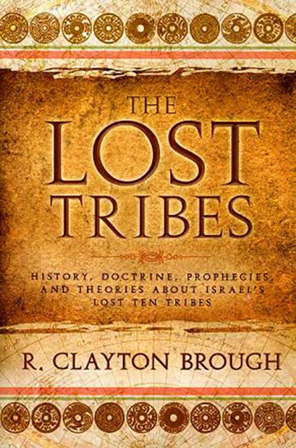 The Lost Tribes book cover