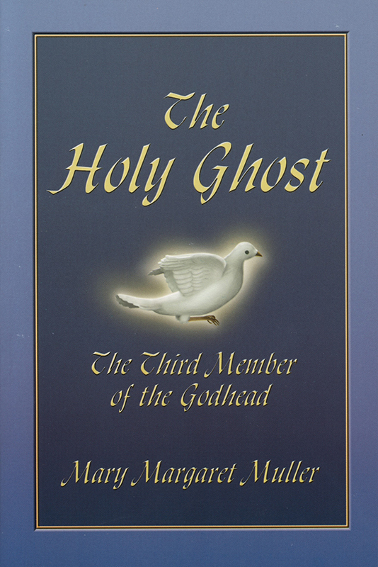 The Holy GHost book cover