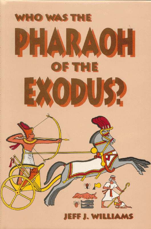 Who Was the Pharaoh of the Exodus? book cover