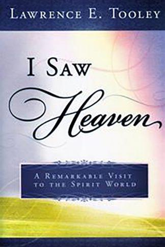 I Saw Heaven book cover