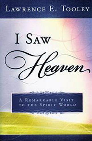 I Saw Heaven book cover