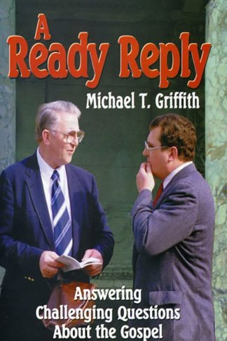 A Ready Reply book cover