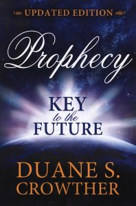 Prophecy Key to the Future book cover