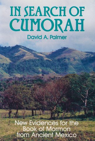 In Search of Cumorah book cover