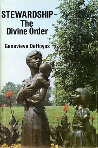 Stewardship - The Divine Order book cover