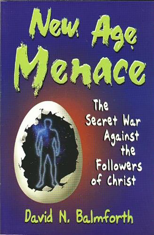 New Age Menace book cover