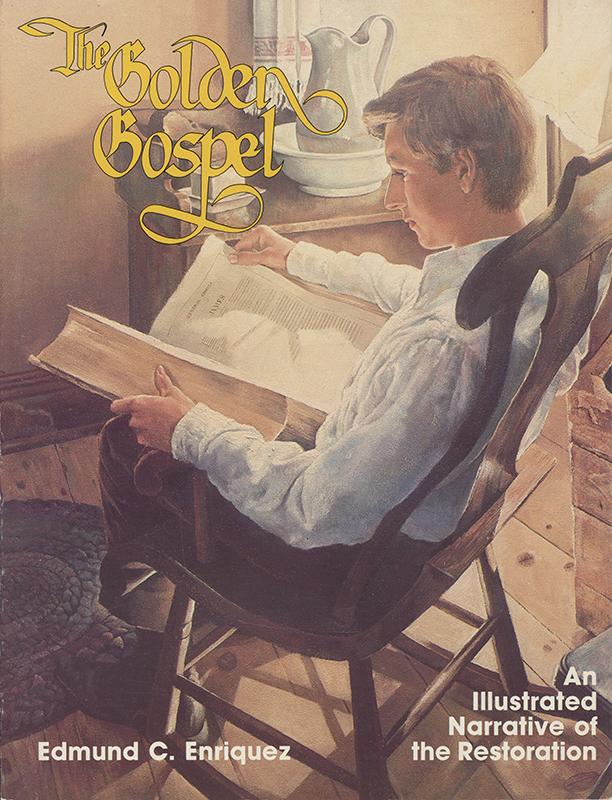 The Golden Gospel book cover