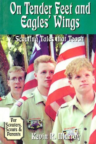 On Tender Feet and Eagles' Wings book cover