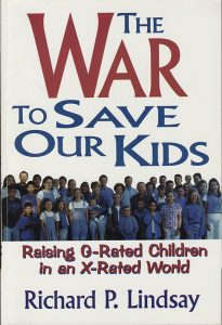 The War To Save Our Kids book cover