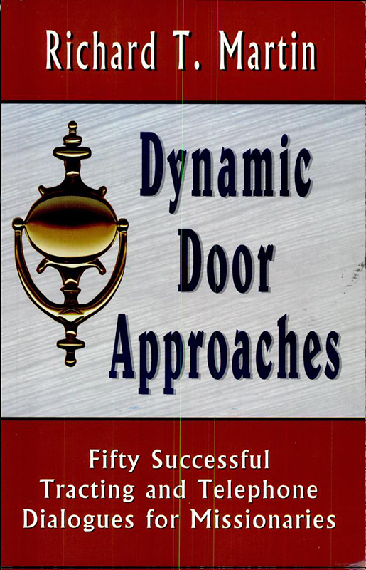 Dynamic Door Approaches book cover