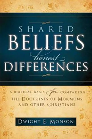 Shared Beliefs, Honest Differences book cover