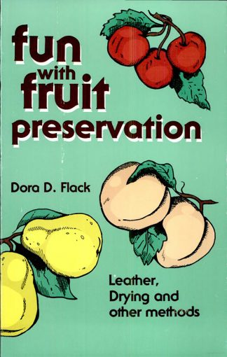 Fun with Fruit Preservation book cover