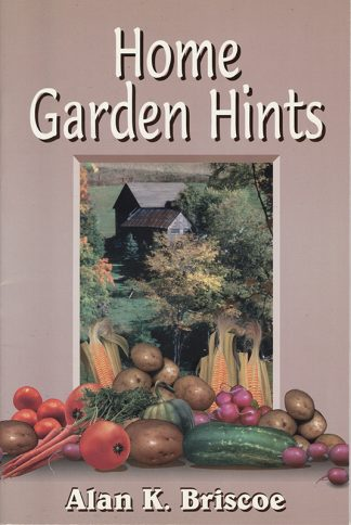 Home Garden Hints book cover