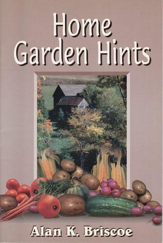 Home Garden Hints book cover