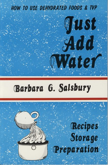 Just Add Water book cover