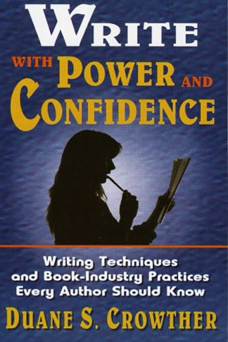 Write with Power and Confidence book cover