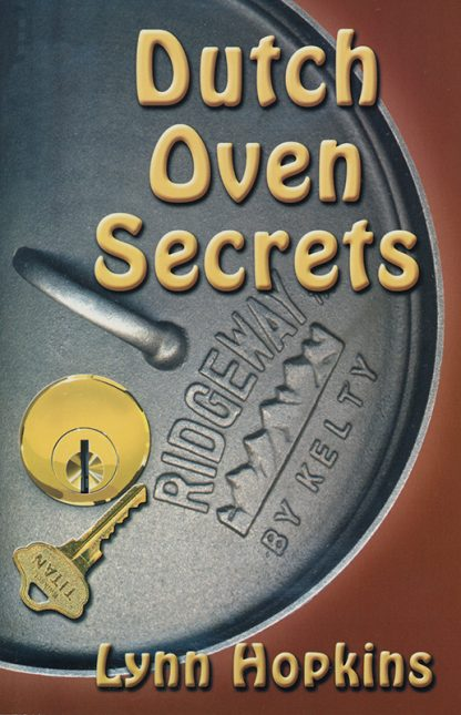 Dutch Oven Secrets book cover