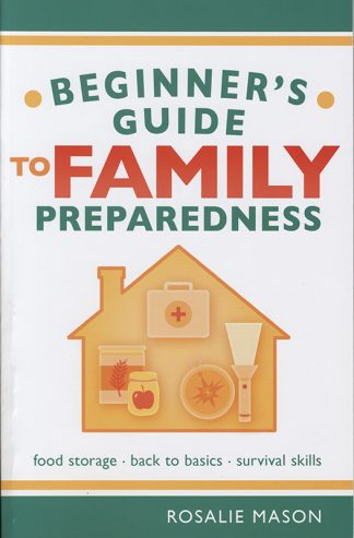 Beginner's Guide to Family Preparedness book cover