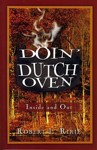 Doin' Dutch Oven book cover