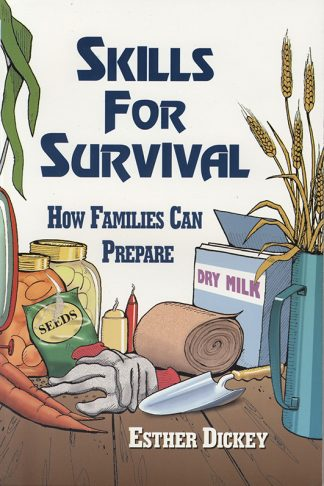 Skills for Survival book cover