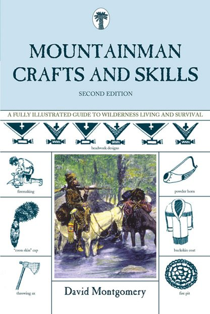 Mountainman Crafts and Skills book cover
