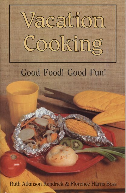 Vacation Cooking book cover