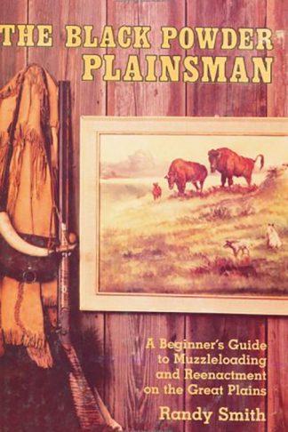The Black Powder Plainsman book cover