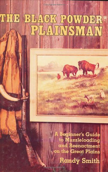 The Black Powder Plainsman book cover