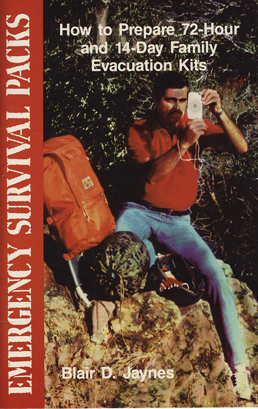 Emergency Survival Packs book cover