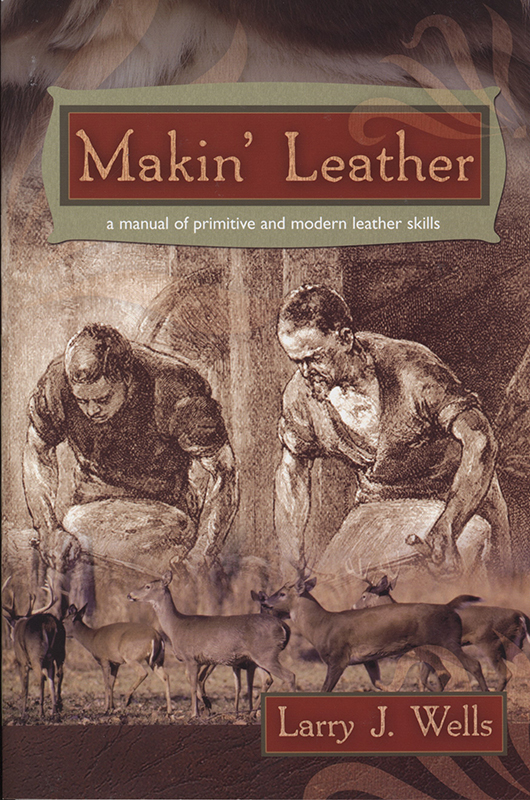 Makin' Leather book cover