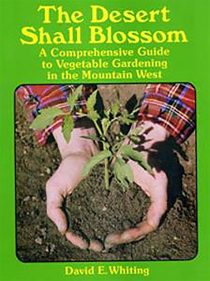 The Desert Shall Blossom book cover