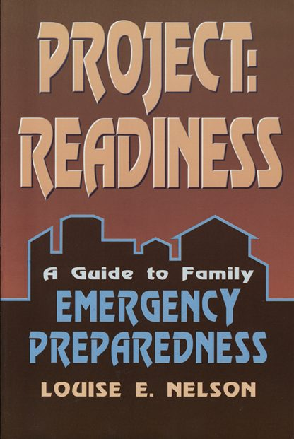 Project: Readiness book cover