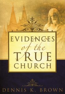 Evidences of the True Church book cover