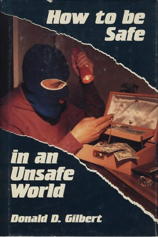 How to be Safe in an Unsafe World book cover