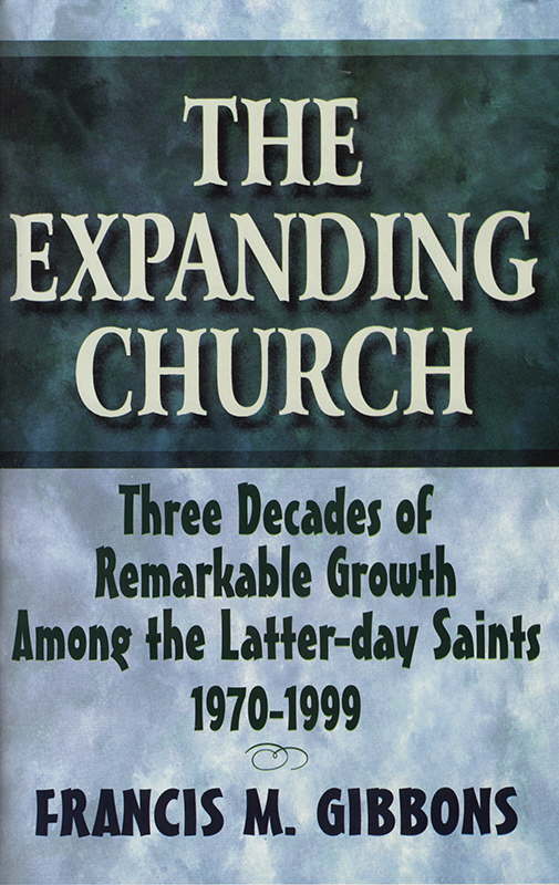 The Expanding Church book cover