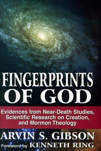 Fingerprints of God book cover