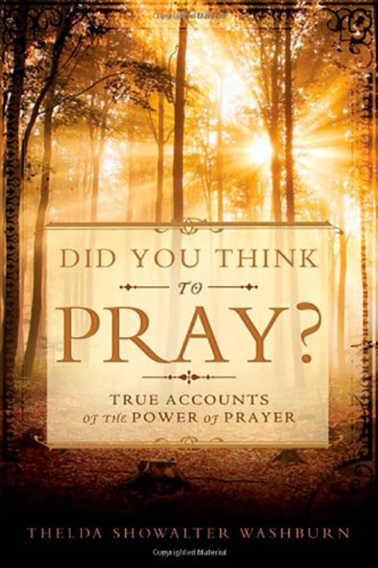 Did You Think to Pray? book cover