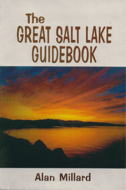 The Great Salt Lake Guidebook book cover