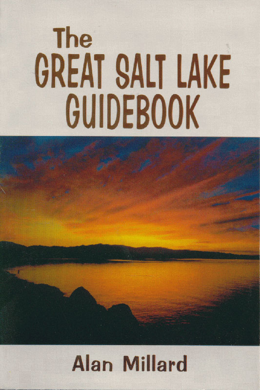 The Great Salt Lake Guidebook book cover