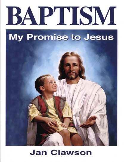 Baptism: My Promise to Jesus [Boy] book cover