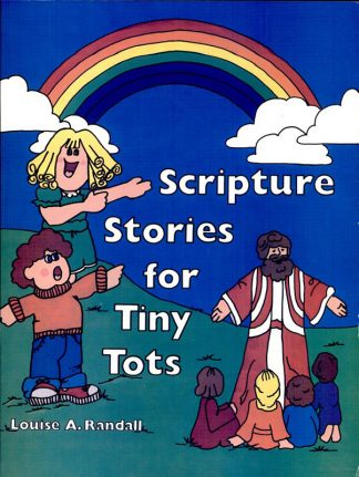 Scripture Stories for Tiny Tots book cover