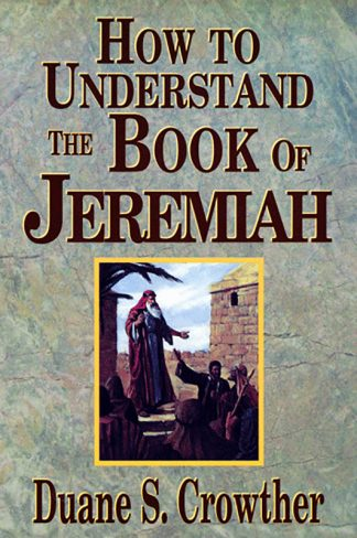 How to Understand the Book of Jeremiah book cover