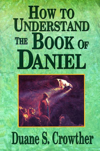 How To Understand The Book of Daniel book cover