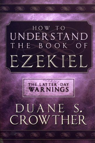How To Understand The Book of Ezekiel book cover