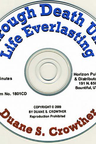 Through Death Unto Life Everlasting cd cover